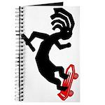 Kokopelli Skateboard Journal