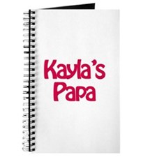 Kayla's Papa Journal