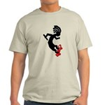 Kokopelli Skateboard Light T-Shirt