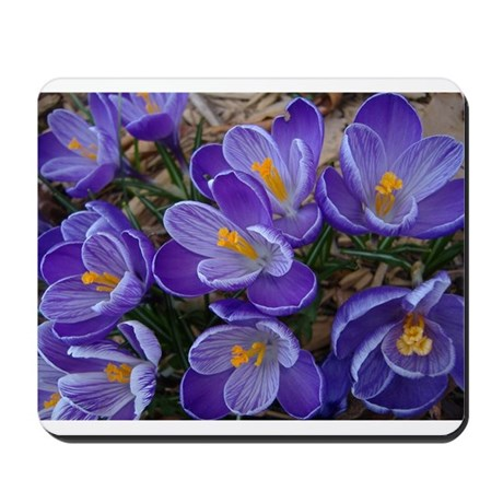 Crocus Mousepad