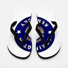 Lexington Kentucky Flip Flops