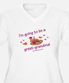 Great Grandma To Be T-Shirt