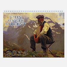 John Singer Sargent - Wall Calendar
