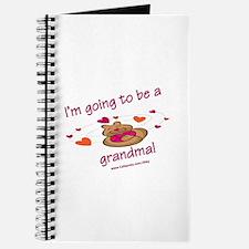 Grandma 2 Be (bear) Journal