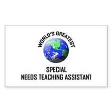 World's Greatest SPECIAL NEEDS TEACHING ASSISTANT