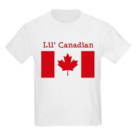 Canadian Kids Light T-Shirt