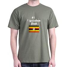 #1 Ugandan Dad T-Shirt