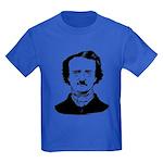 edgar allen poe Kids Dark T-Shirt