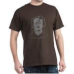 edgar allen poe Dark T-Shirt