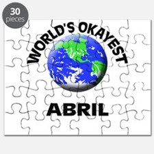 World's Okayest Abril Puzzle