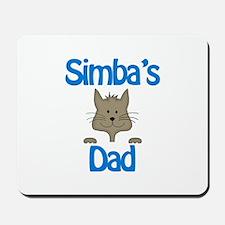 Simba's Dad Mousepad