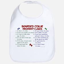 Bearded Collie Property Laws 2 Bib