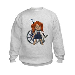 Kit Broken Left Arm Sweatshirt