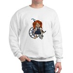 Kit Broken Left Leg Sweatshirt