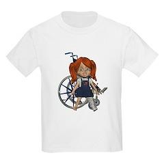 Kit Broken Left Leg T-Shirt