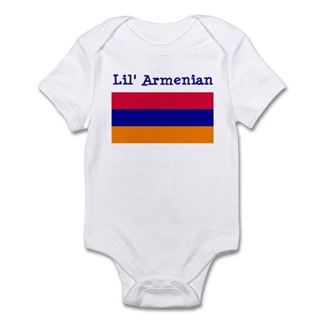 Armenian Infant Bodysuit