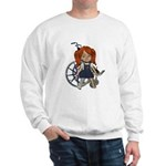Kit Broken Right Leg Sweatshirt