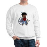 Keith Broken Left Arm Sweatshirt