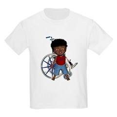 Keith Broken Left Arm T-Shirt