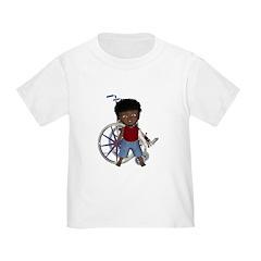 Keith Broken Left Arm Toddler T-Shirt
