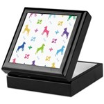 Minature Pinscher Designer Keepsake Box
