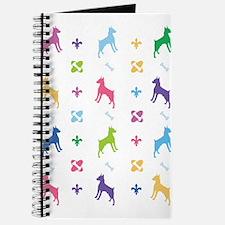 Minature Pinscher Designer Journal