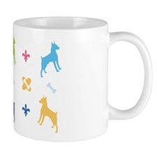 Minature Pinscher Designer Mug