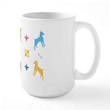 Minature Pinscher Designer Mug