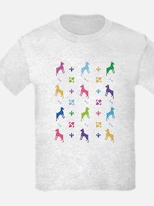 Minature Pinscher Designer T-Shirt