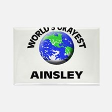 World's Okayest Ainsley Magnets