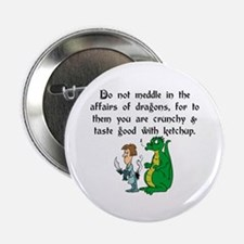 "The Affairs of Dragons 2.25"" Button"