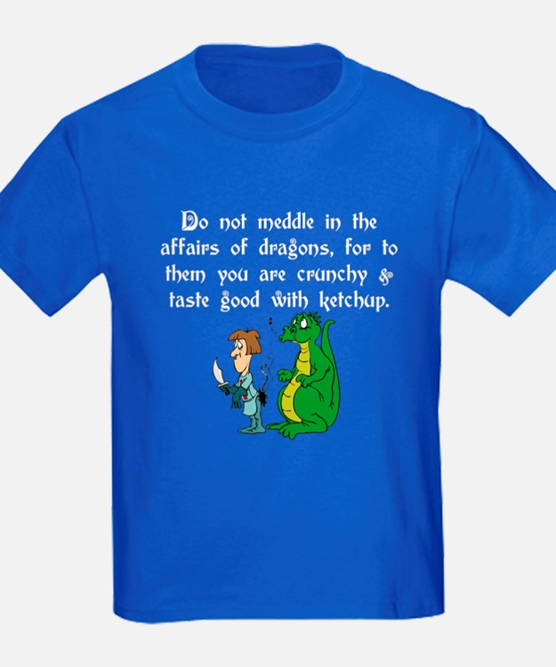 The Affairs of Dragons T