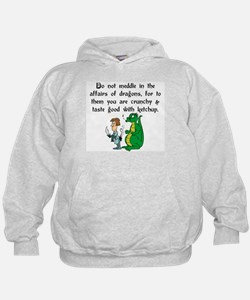 The Affairs of Dragons Hoodie
