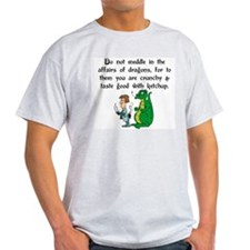 The Affairs of Dragons T-Shirt
