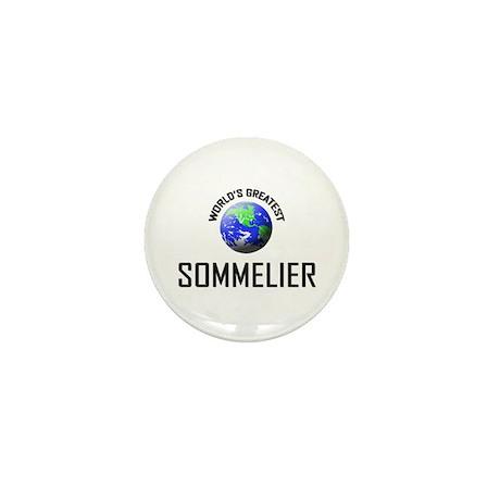 World's Greatest SOMMELIER Mini Button