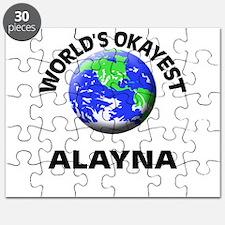 World's Okayest Alayna Puzzle