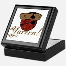 Yarrrn Keepsake Box