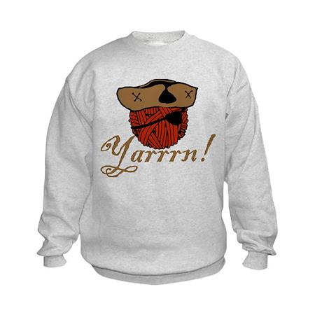 Yarrrn Kids Sweatshirt