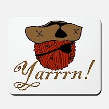 Yarrrn Mousepad