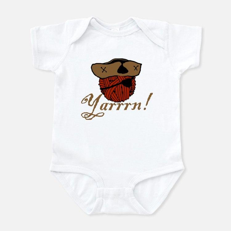 Yarrrn Infant Bodysuit