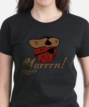 Yarrrn Women's Dark T-Shirt