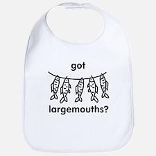 got largemouths? Bib
