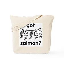 got salmon? Tote Bag