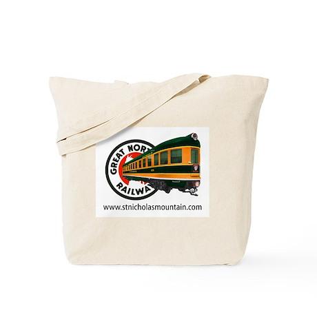 St. Nicholas Mountain Tote Bag