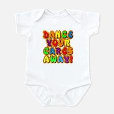 Furry Dance Infant Bodysuit