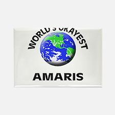 World's Okayest Amaris Magnets