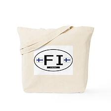 Finland 2F Tote Bag