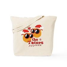 Taters Go Go Go Ho Ho Ho Tote Bag