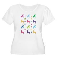 Rottweiler Designer T-Shirt