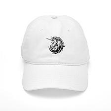 Unicorn Tattoo Baseball Cap